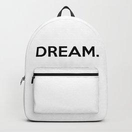 DREAM. Backpack