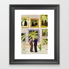 Natural History Museum, Part 2 Framed Art Print