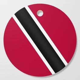 Trinidad and Tobago flag emblem Cutting Board