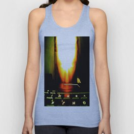 Moses Hyper Flame 02.; A.i.; Tech. Unisex Tank Top