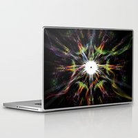 rave Laptop & iPad Skins featuring Rave color by Angel Decuir