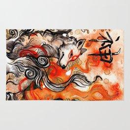 Okami Amaterasu Rug