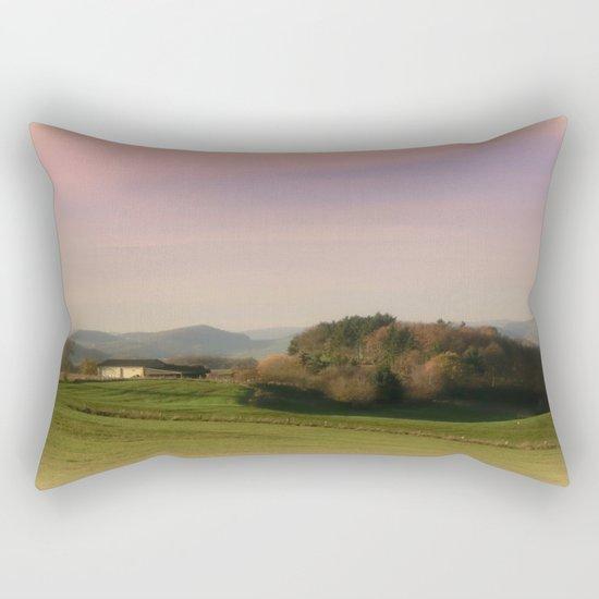 Landscape view Rectangular Pillow
