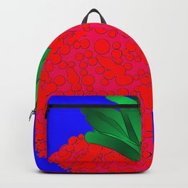 Red Berry Backpack