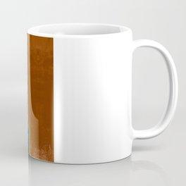 Jesus Christ: Daily Bread - Brown Coffee Mug