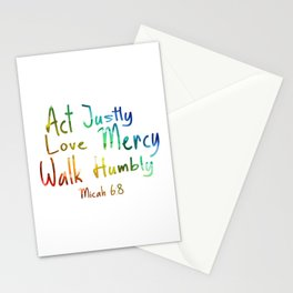 bible art Stationery Cards