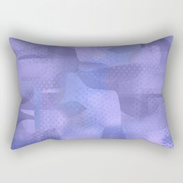 Almost Blue 2 Rectangular Pillow