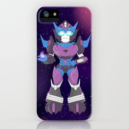 Blue Rodimus iPhone Case