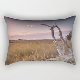 Newtown Sunset Rectangular Pillow