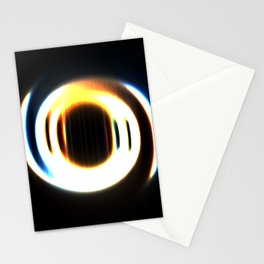 Fading Circle Stationery Cards