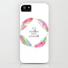 LeviOsa iPhone Case