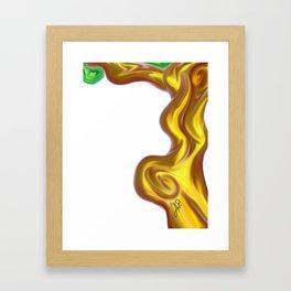 Arbol 011 Framed Art Print