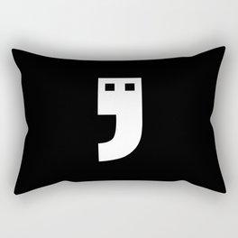 THE WRITER Rectangular Pillow