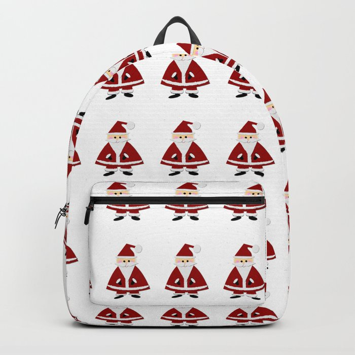Santa Claus Backpack