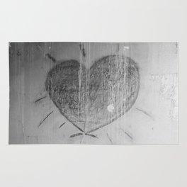 Love Graffiti Rug