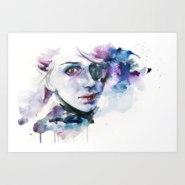almost lover Art Print