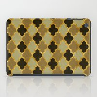 moroccan iPad Cases featuring Moroccan  by Zetanueta