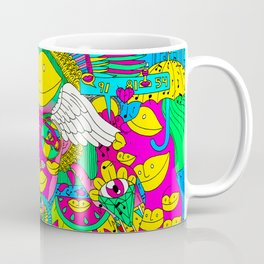 A Game of Love Coffee Mug