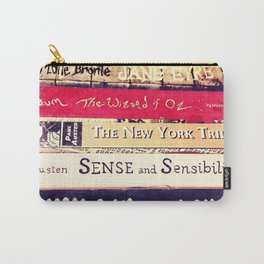 Classic Books Carry-All Pouch