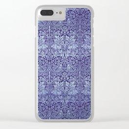 """William Morris """"Brer rabbit"""" 2. Clear iPhone Case"""