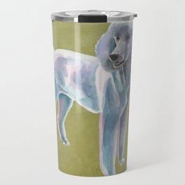 Standard Poodle Travel Mug