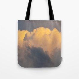 Walking on cloud 9 Tote Bag