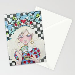 Not Everyone's Cup of Tea Stationery Cards