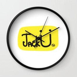 DJ jack U Wall Clock