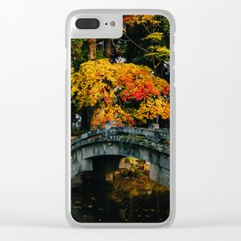 Takayama Colors Clear iPhone Case