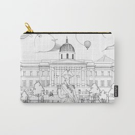 Pigeons Perspective Carry-All Pouch