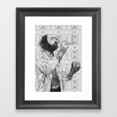 Virus Framed Art Print