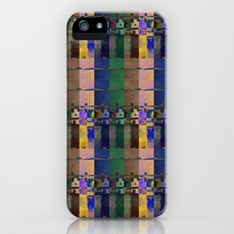 moje miasto_pattern no5 iPhone Case
