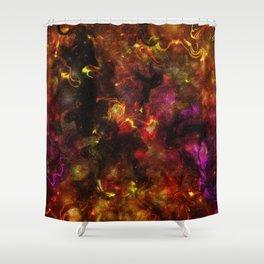 Elemental Secret Shower Curtain
