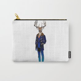 Gentle Deer / Coloured Carry-All Pouch