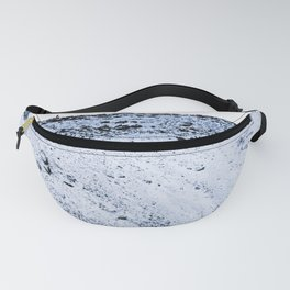 Kerid Crater In Winter, Iceland Fanny Pack