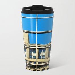 Chicago Reflection Travel Mug