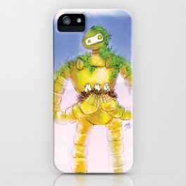 All Grown Up iPhone Case
