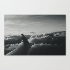 On the Wings Canvas Print