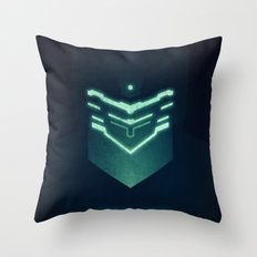 Isaac Clark / Dead Space Throw Pillow