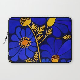 Wildflower Garden Laptop Sleeve
