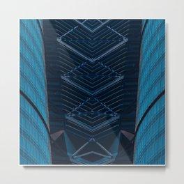Synchronicity III Metal Print