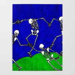 Dance, after Matisse Poster