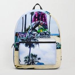 Venice Beach Backpack