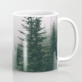Moody Forest Coffee Mug