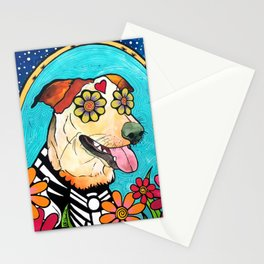 Rodeo the Red Heeler Stationery Cards