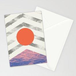 Vojaĝo Stationery Cards