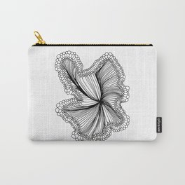 Deborah Abstract II Carry-All Pouch