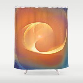 Abstract lighteffects -12- Shower Curtain