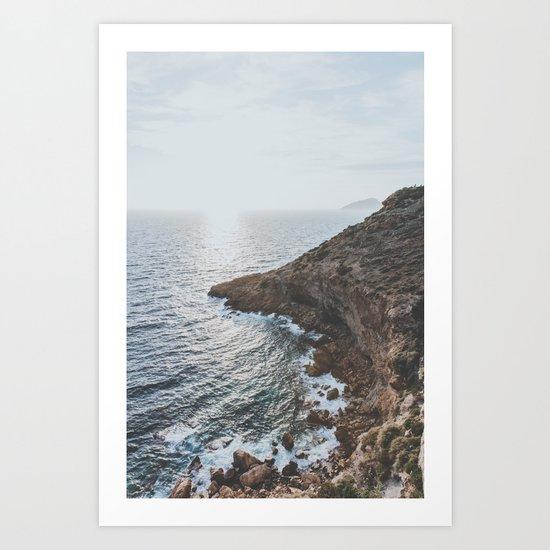 Greece VI Art Print