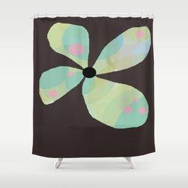 FLOWERY  KAYA / ORIGINAL DANISH DESIGN bykazandholly Shower Curtain